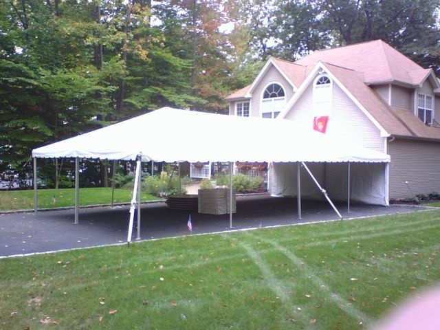 20u0027 x 40u0027 Frame tent & Long Island Tent Rental - Party Tent Rental Event Tent Rental ...
