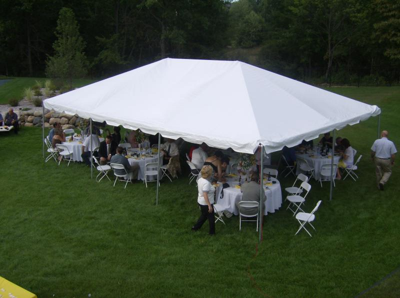 20u0027 x 30u0027 Frame Tent & Long Island Tent Rental - Party Tent Rental Event Tent Rental ...